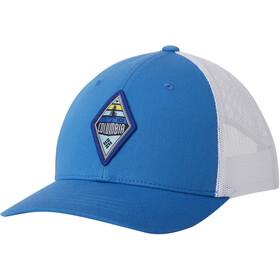 Columbia Columbia Youth Snap Back Gorra Niños, super blue/white/diamond patch